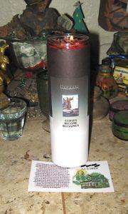 Balaam candle CDMC